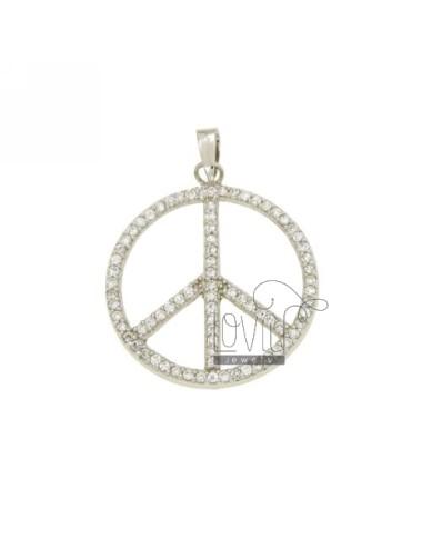 Symbol des Friedens PENDANT...