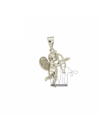 PENDANT Puttino 20x16 MM IN AG TIT 925 ‰