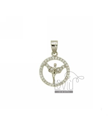 FAIRY CHARM IN CIRCLE 14 MM...