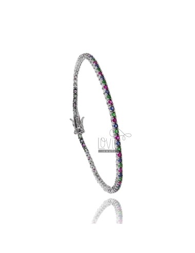 BRACCIALE TENNIS MM 2...
