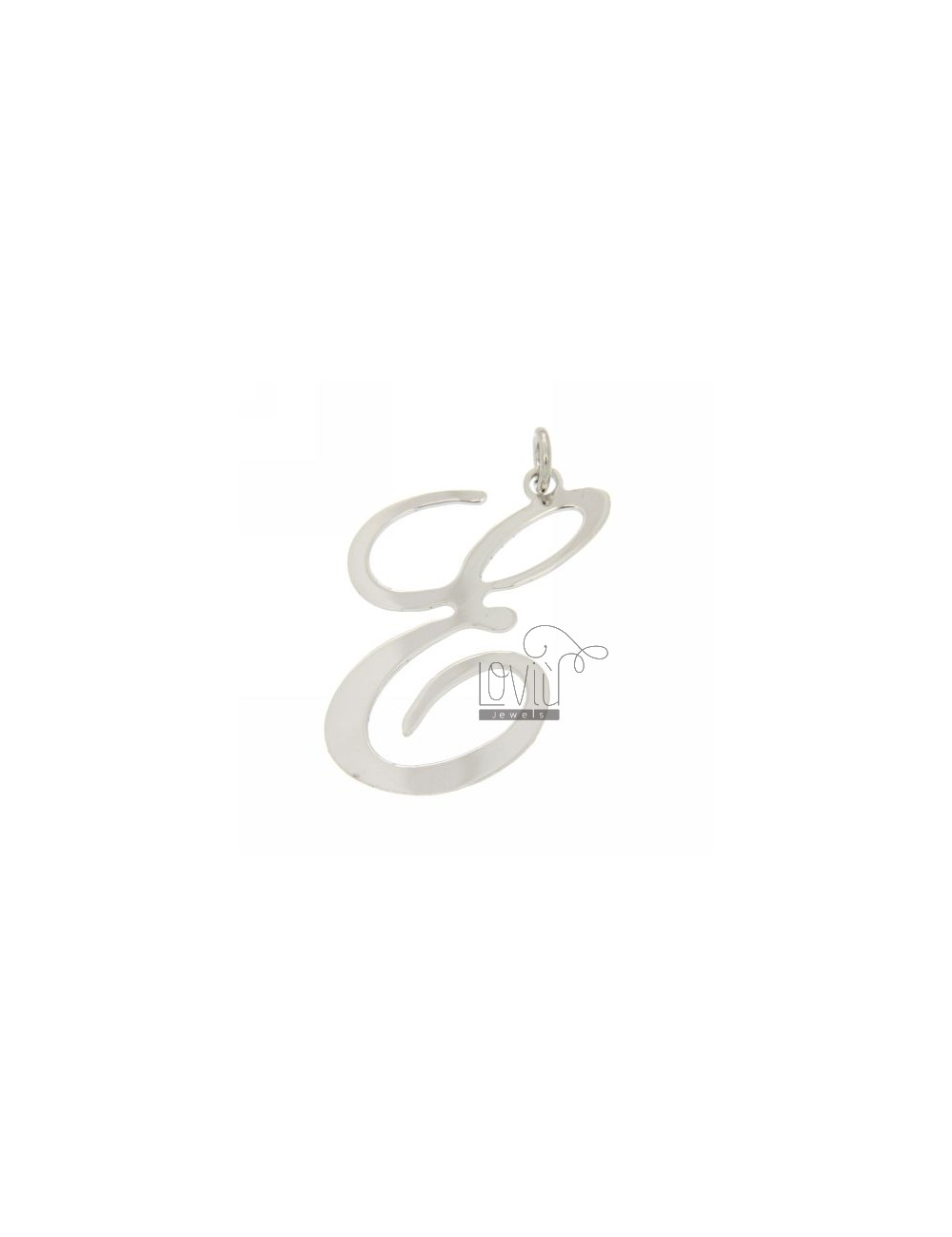 PENDANT LETTER AND TIT AG 925