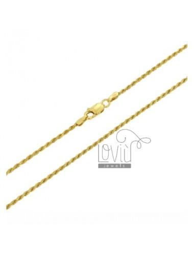 Cadena de cuerda 1.6 mm...
