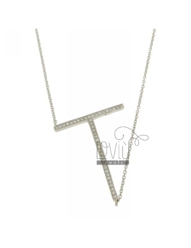 COLLIER BY LETTER T 36x26...
