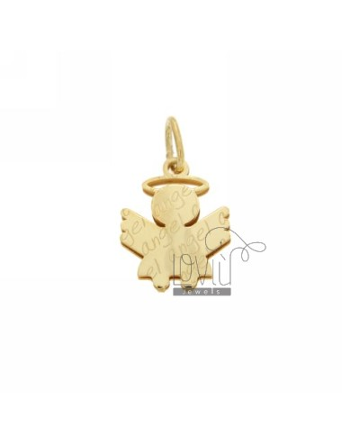 ANGEL ANGEL PENDANT IN GOLD PLATED IN AG AG TIT 925