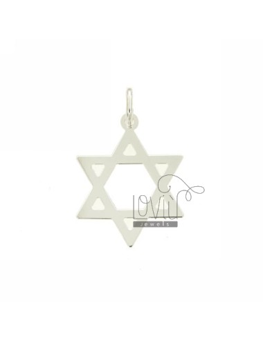 STAR OF DAVID PENDANT M...