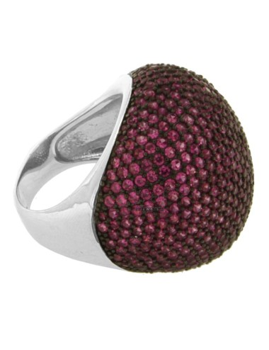ANELLO CUPOLA PAVE' IN AG...