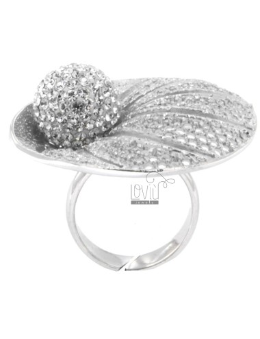 PETAL AND DIAMOND RING...
