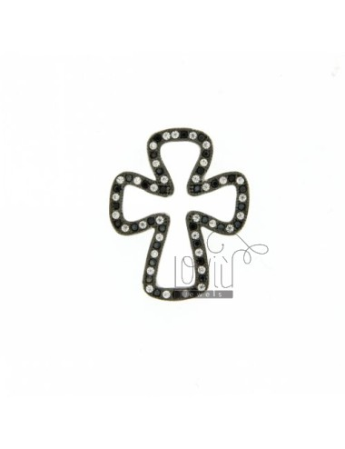 STYLISED AG CROSS PENDANT...