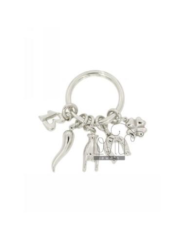 Key holder with pendants...
