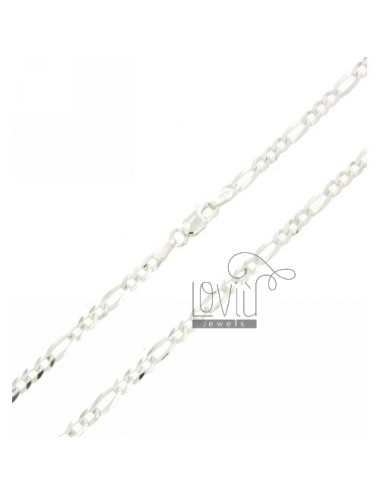 CHAIN &8203&82033 1 MM SLIM 3.4 CM 60 IN TIT AG 925 ‰