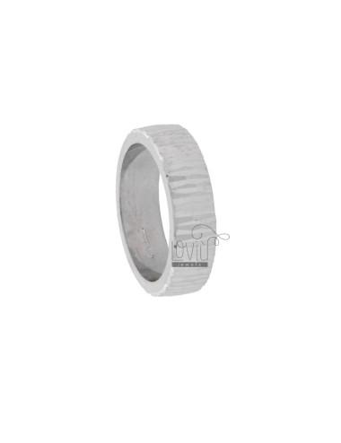 Fedina ring 4 mm vertical...