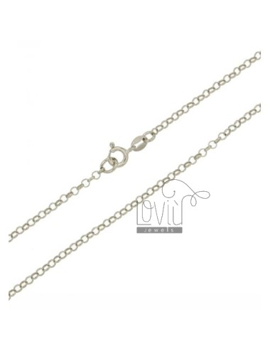 ROLO CHAIN 'MM 2,5 CM 40 IN...
