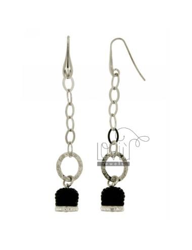 BELL EARRINGS MM 13X11...