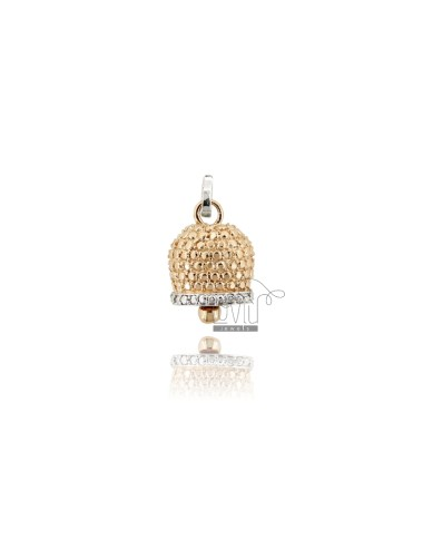 BELL PENDANT DIAMOND 22x15...