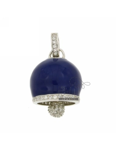 BELL PENDANT MM 27X20 IN AG...