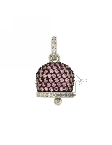CHARM BELL 21X16 MM WITH...