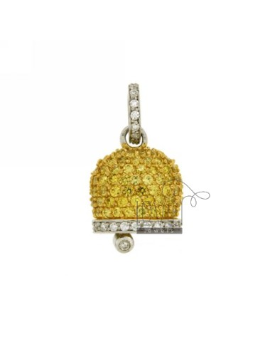 PENDANT BELL 21X16 MM WITH...