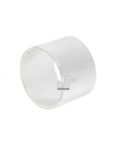 RING WIDE BAND 1.5 CM SILVER TIT 925 ‰