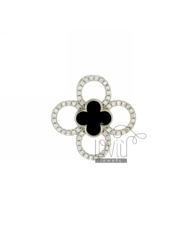 CHARM FLOWER 23x23 MM IN...