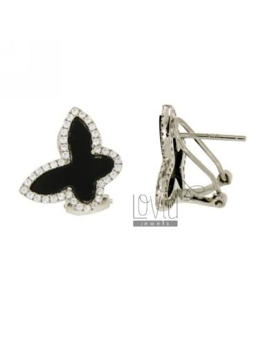Ohrringe Schmetterling...