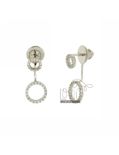 EAR CUFF SUSPENDED OHRRINGE...