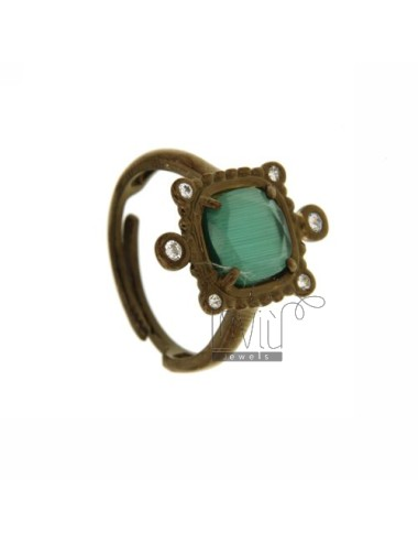 HYDROTERMALE SQUARE RING...