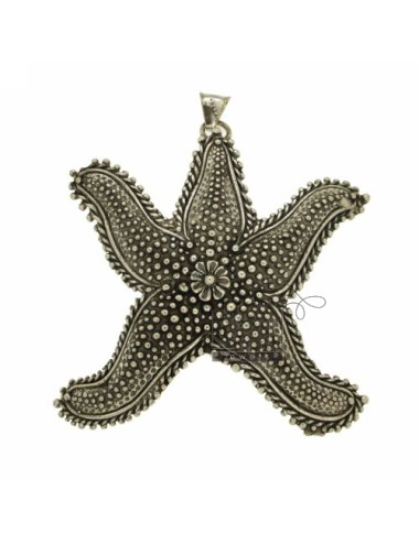 STARFISH PENDANT 68X65 MM...