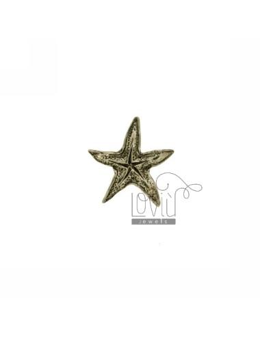 Starfishanhänger 31x31 mm...