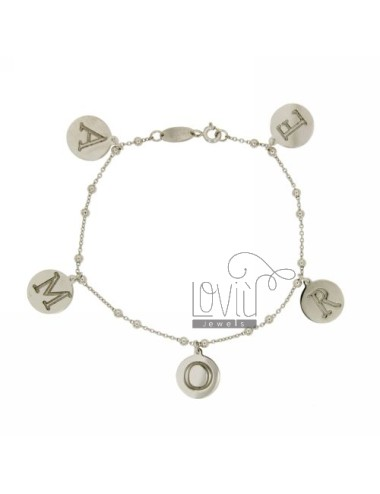 Liebe Armband 19 cm In...