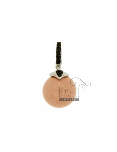 Pendants PASTA CORAL PINK...