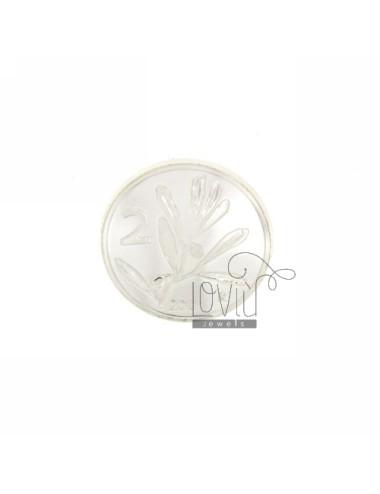 Währung £ 2 ANNO 2001...