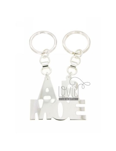 Love divisible keychain...