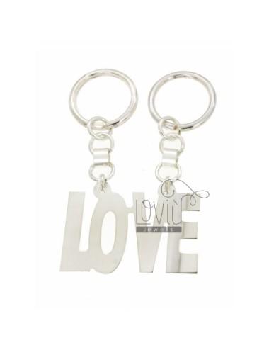 Key ring divisible love...