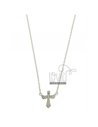 CABLE Halskette Engels mit...