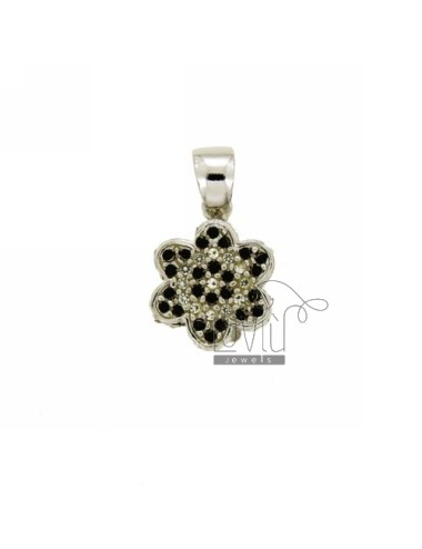 FLOWER PENDANT 18x16 MM IN...