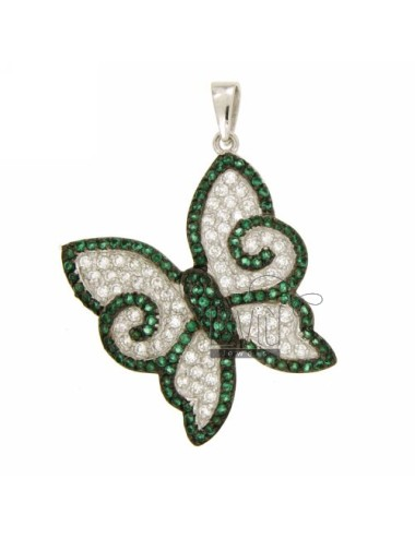 BUTTERFLY PENDANT 31X27 MM...