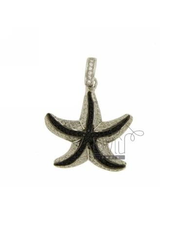 Starfishanhänger 25x22 mm...