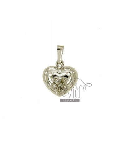 Colgante corazón 15x15 mm...