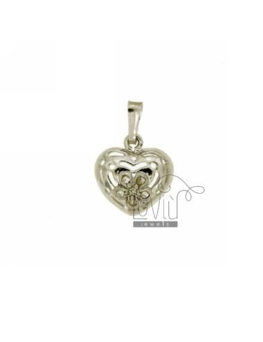 PENDANT HEART 15X15 MM IN...