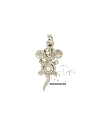 CHARM MOUSE MM 26X13 IN AG...