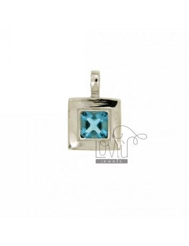 PENDANT SQUARE 21x14 MM...
