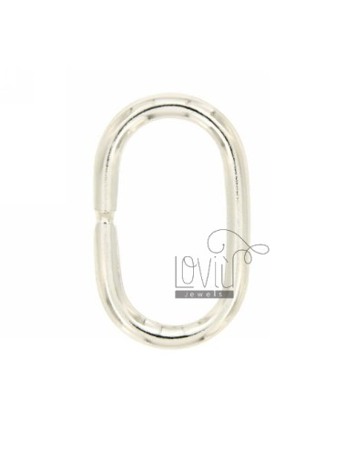 Hook keyring brise 'oval...