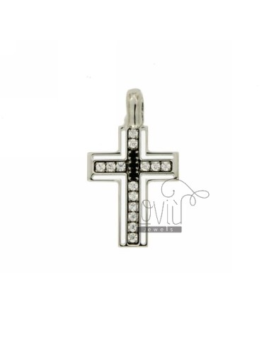 CROSS PENDANT 25x17 MM...