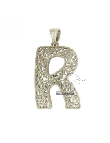 CHARM LETTER R 37x24 mm...