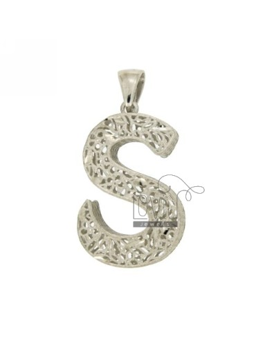 CHARM LETTER S 38X24 MM...