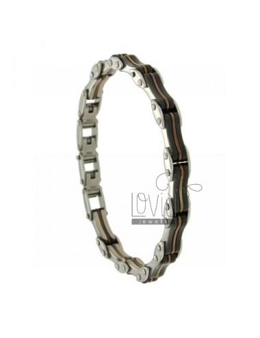 Bracelet rectangles driven...