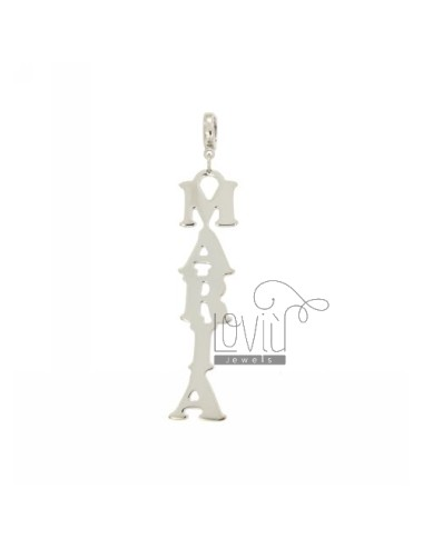 Vertical pendant name maria...