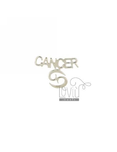Pendiente simple cáncer de...