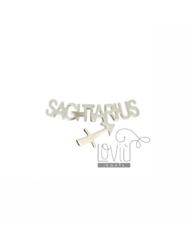 Mono sagittarius earring...
