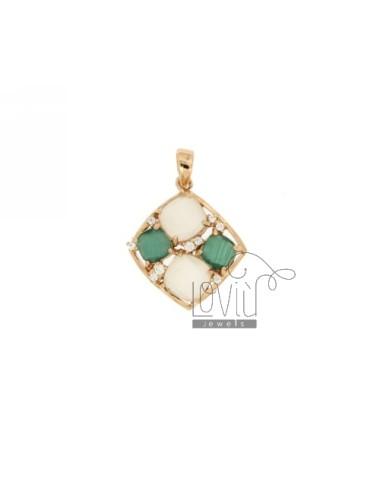 A DIAMOND Halskette mit...